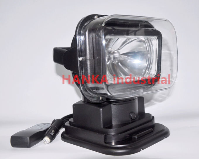 60w 360 Degree Offroad HID Searchlight ,  Xenon Rotating Marine Search Light